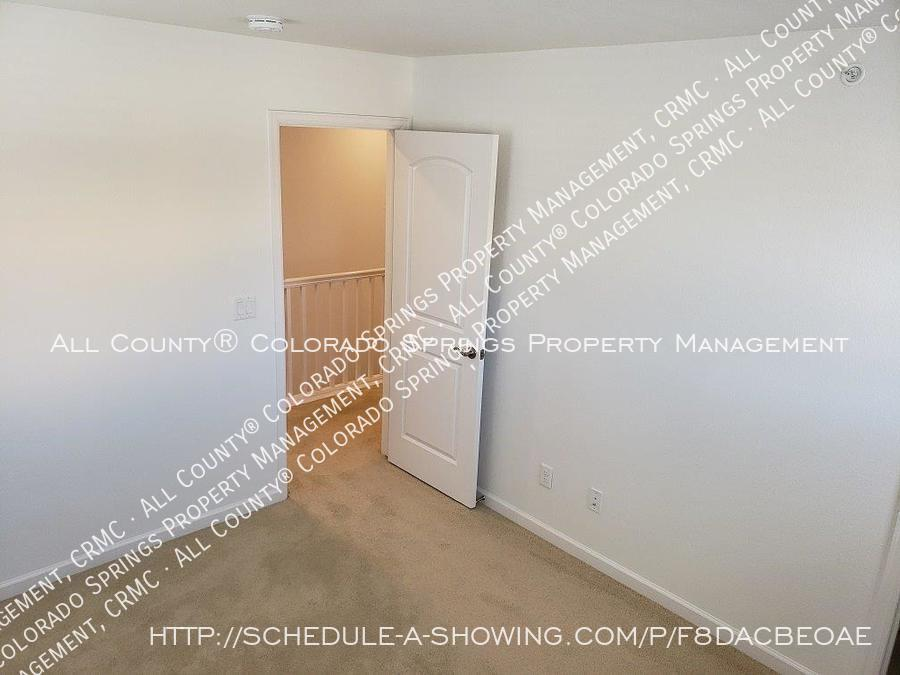 3 bedroom monument town home for rent near us air force academy f