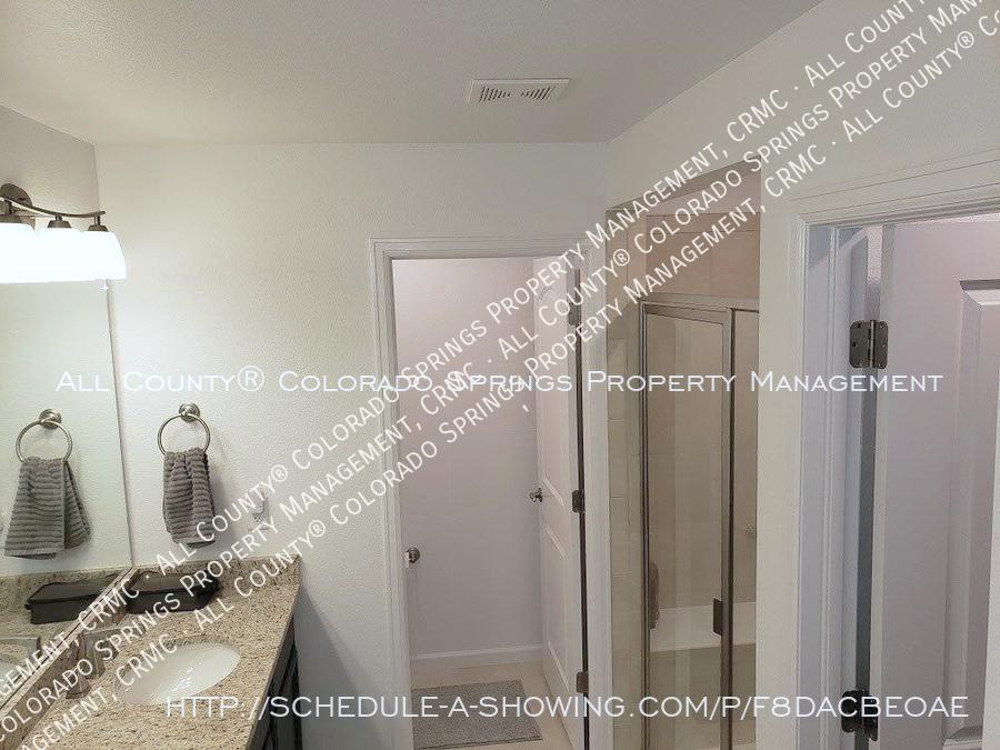 3 bedroom monument town home for rent near us air force academy o