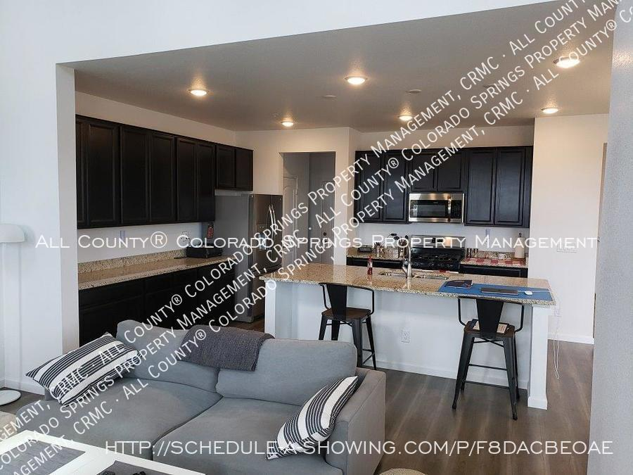 3 bedroom monument town home for rent near us air force academy 6