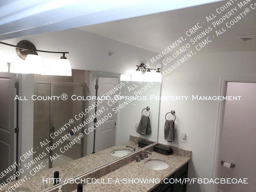 3 bedroom monument town home for rent near us air force academy p