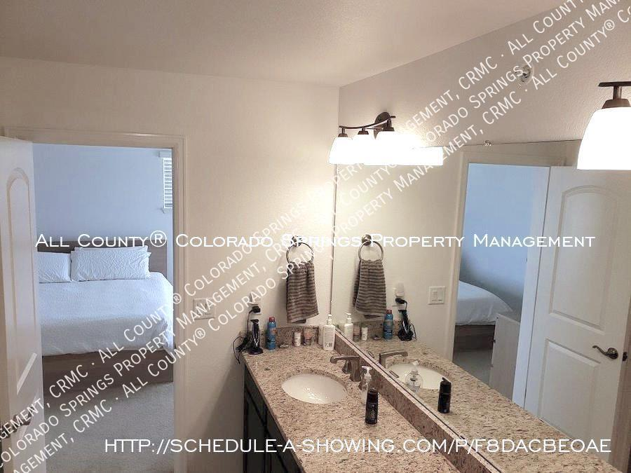 3 bedroom monument town home for rent near us air force academy s