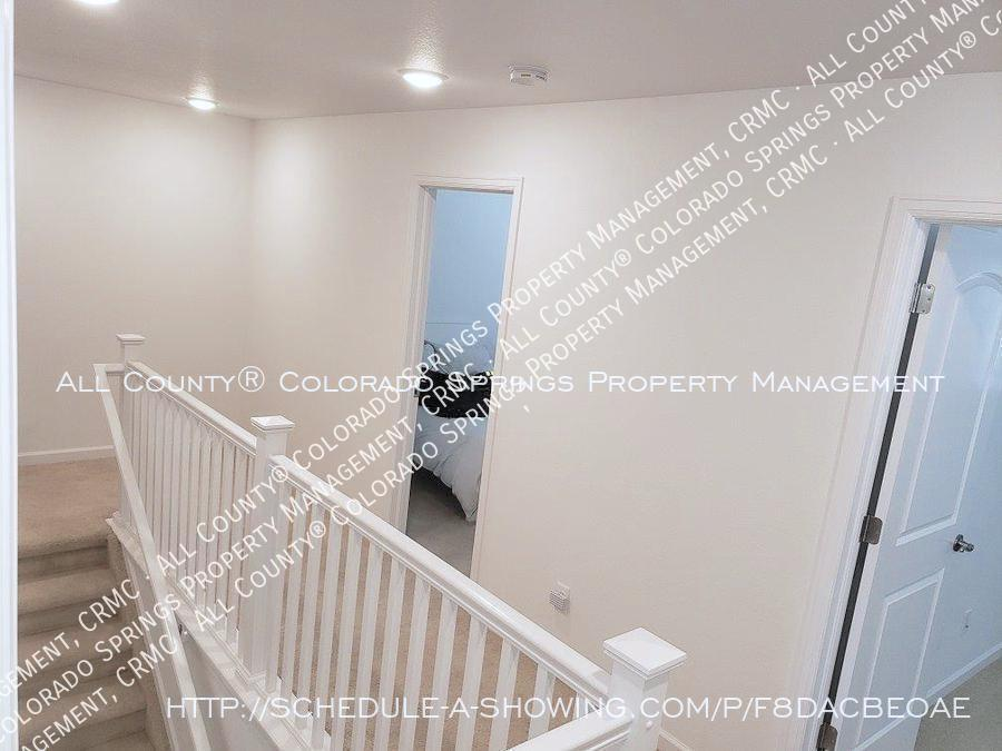 3 bedroom monument town home for rent near us air force academy u