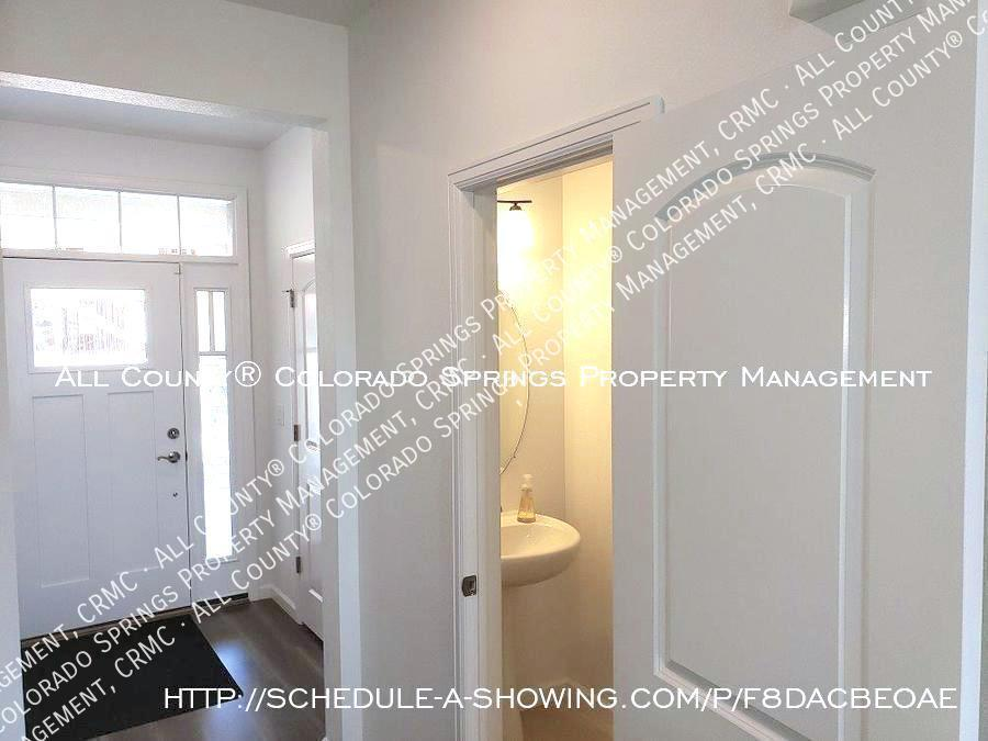 3 bedroom monument town home for rent near us air force academy v