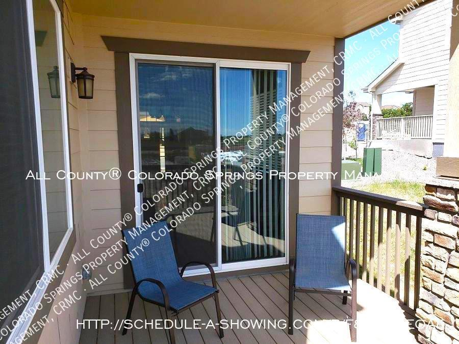 3 bedroom monument town home for rent near us air force academy z2