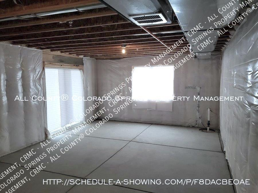3 bedroom monument town home for rent near us air force academy z
