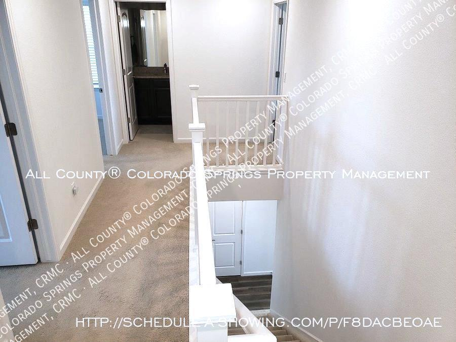 3 bedroom monument town home for rent near us air force academy a