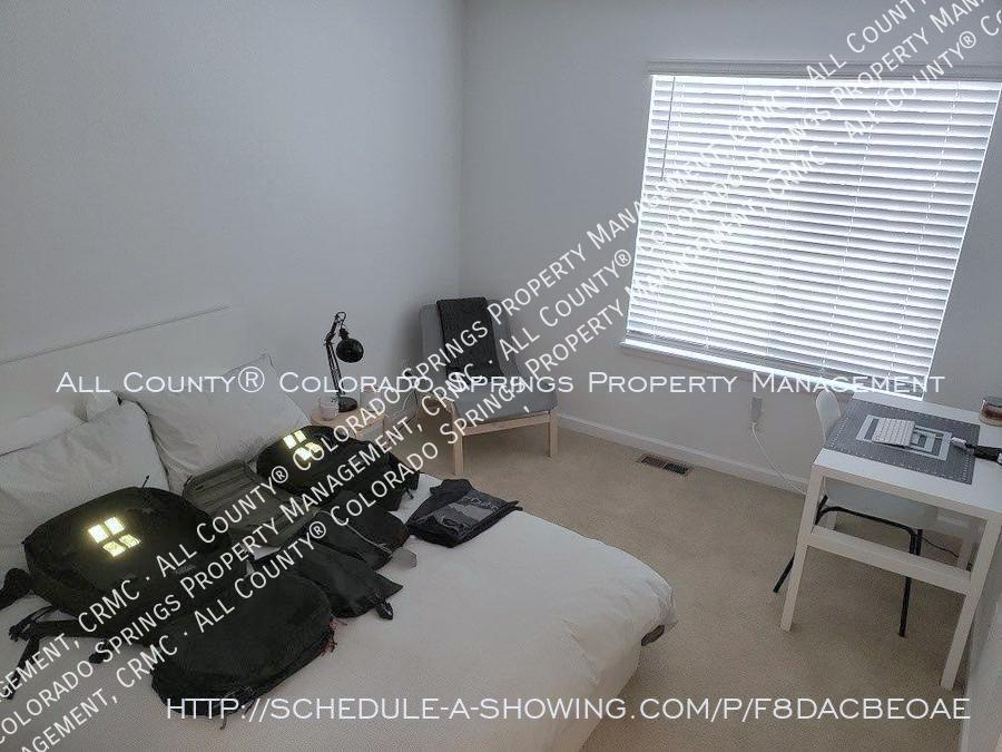 3 bedroom monument town home for rent near us air force academy d