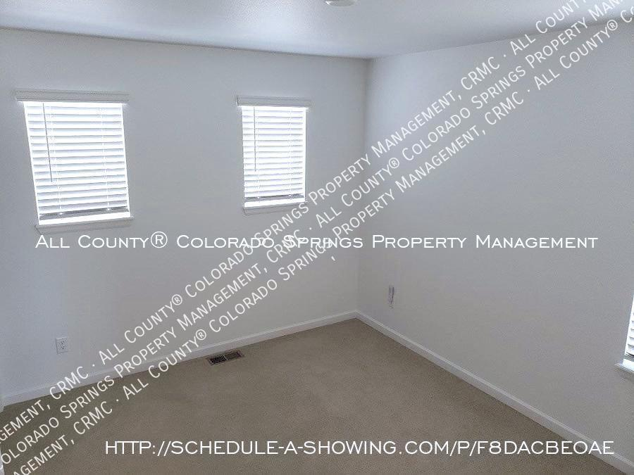 3 bedroom monument town home for rent near us air force academy h