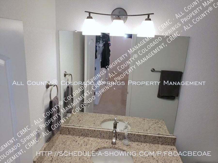 3 bedroom monument town home for rent near us air force academy j