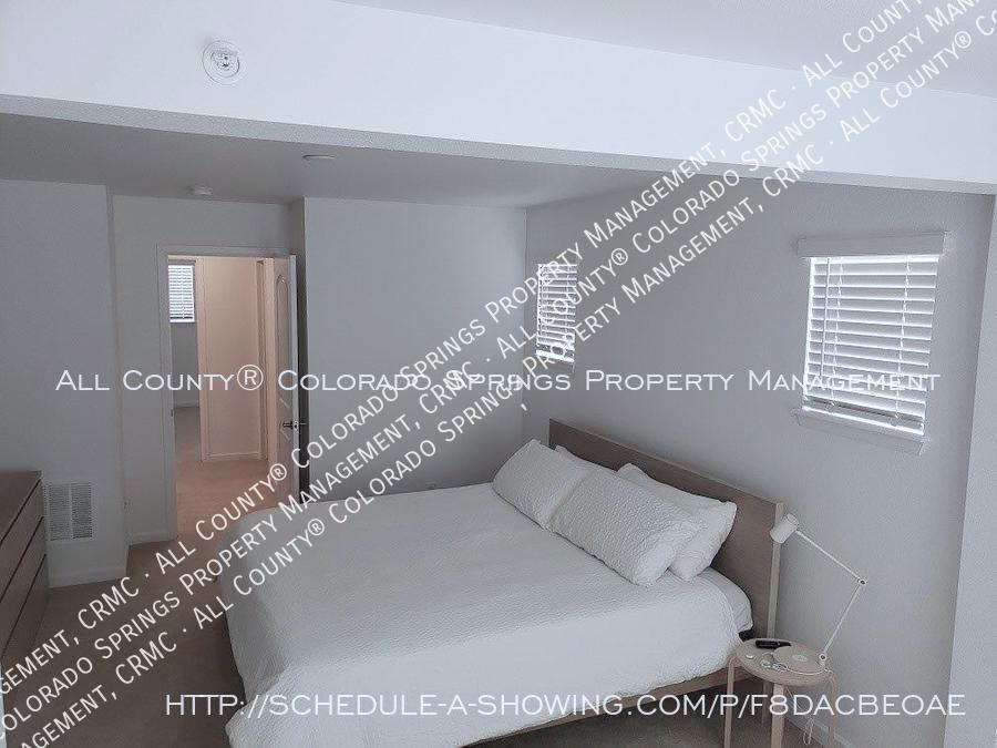 3 bedroom monument town home for rent near us air force academy l