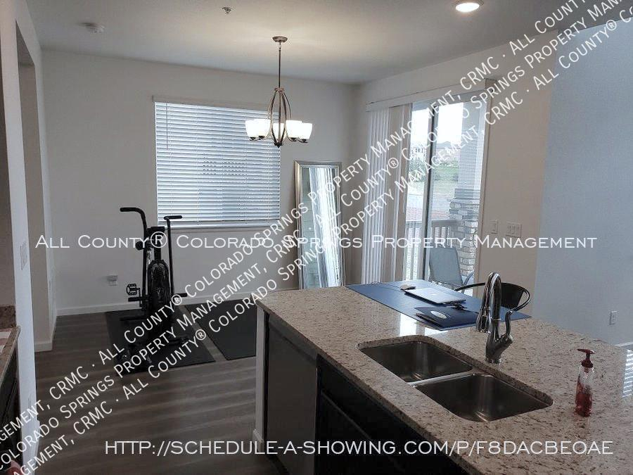 3 bedroom monument town home for rent near us air force academy 3