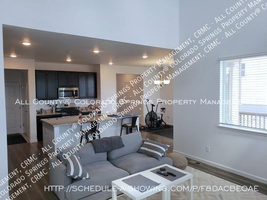 3 bedroom monument town home for rent near us air force academy 5