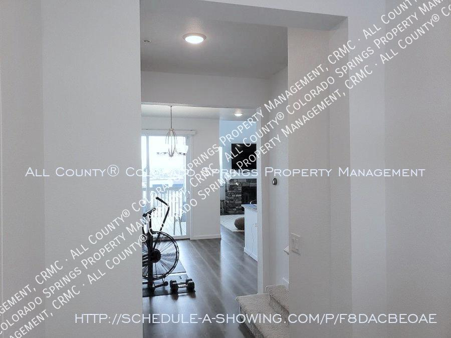 3 bedroom monument town home for rent near us air force academy 8