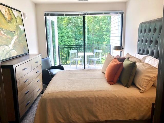 Gallatin 1x1 bedroom model