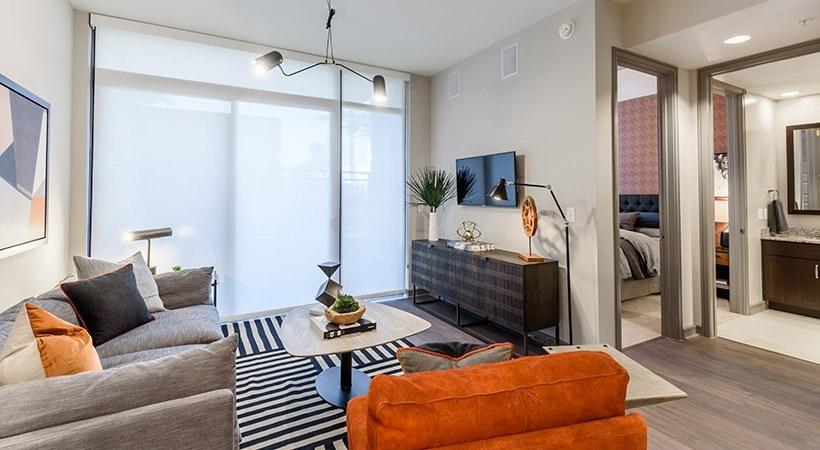 Gallery living room