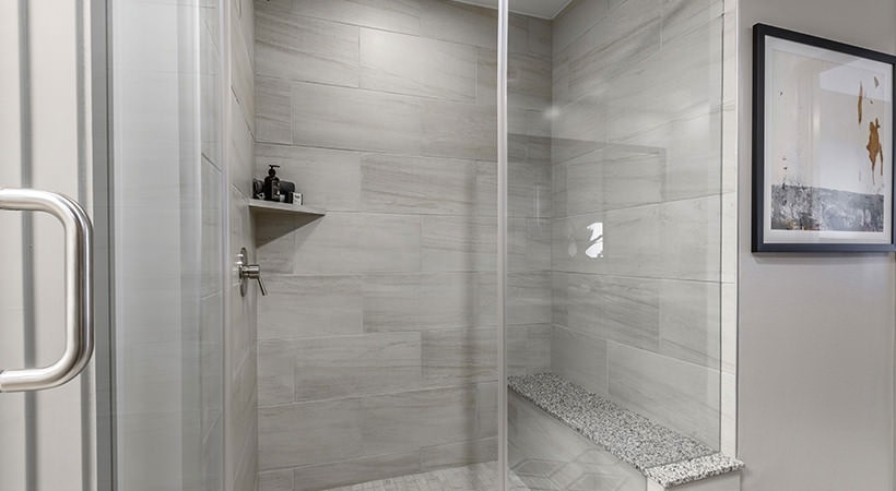 Gallery shower