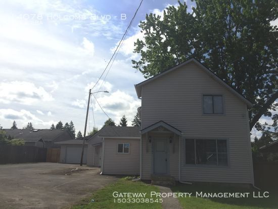 House for Rent in Oregon City