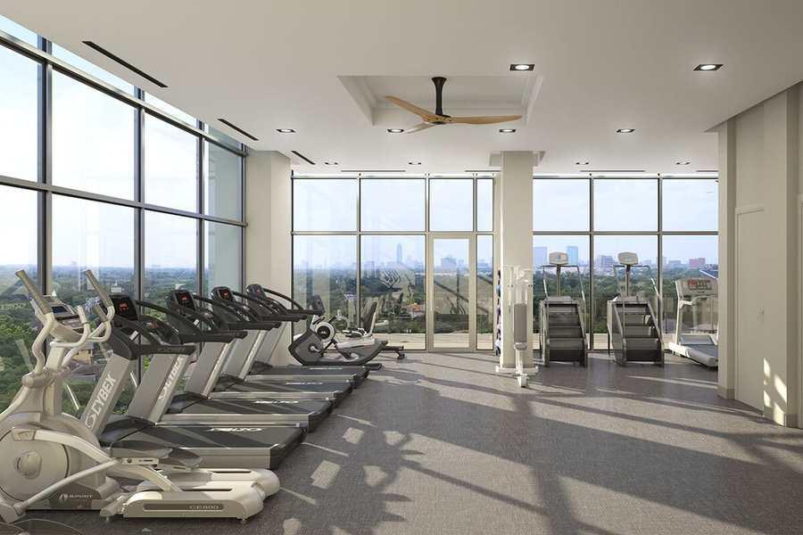 Latitude med center gallery fitness
