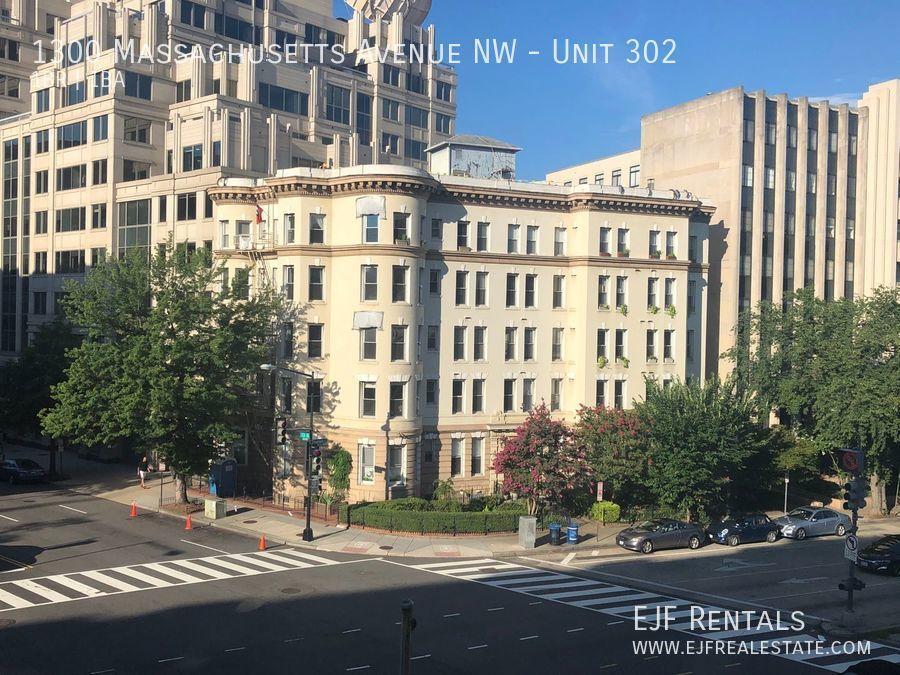 1300 Massachusetts Avenue NW, Unit 302 Washington DC 20005