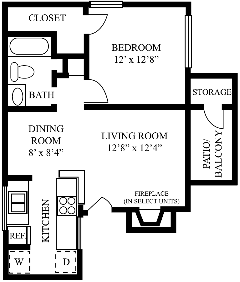 A2 apartments near domain austin