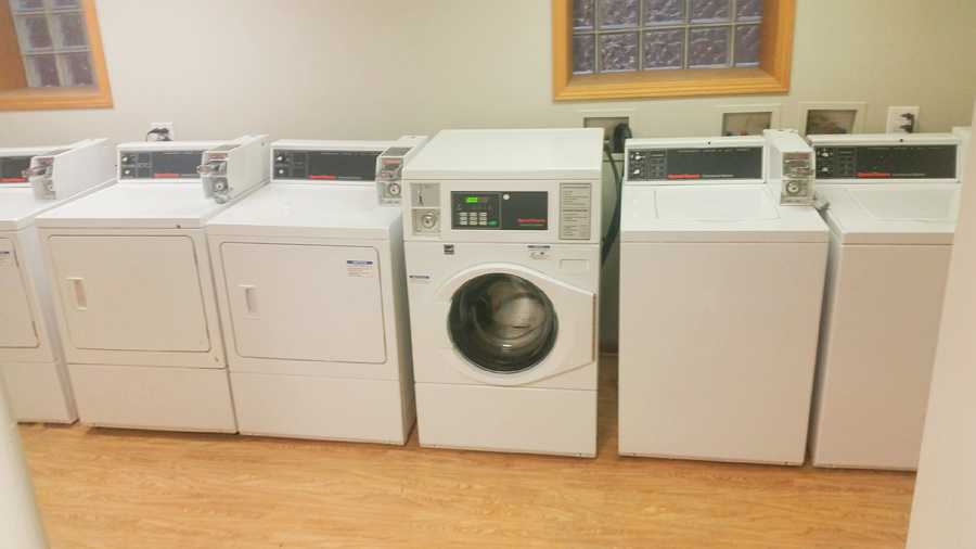 Grove laundry room enhanced