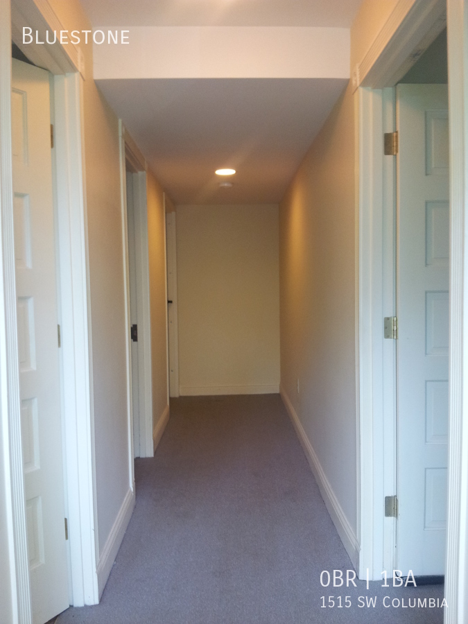 Entry hall way
