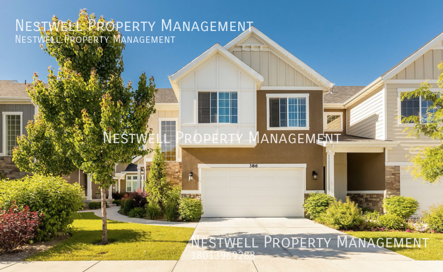 Townhouse for Rent in Midvale