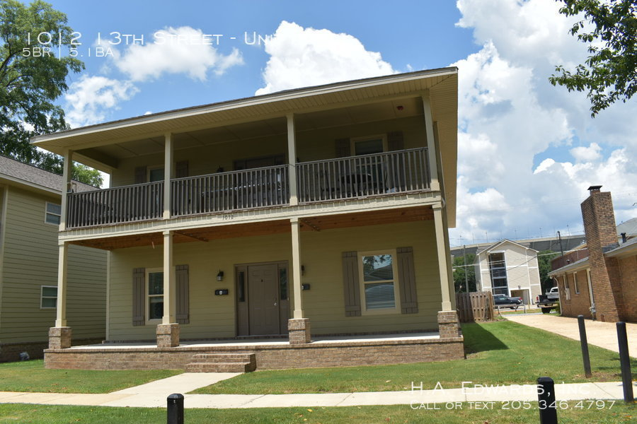 Apartment for Rent in Tuscaloosa