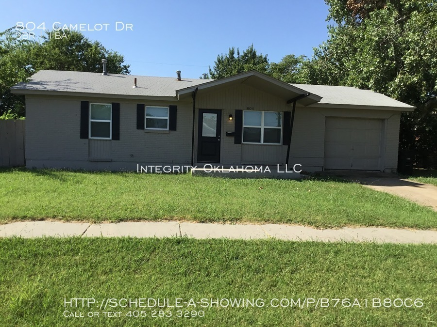 House for Rent in Moore