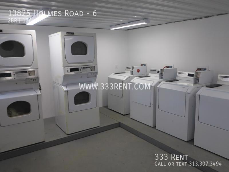 8shared pay laundry