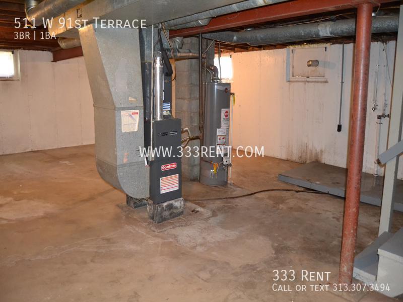 8full basement