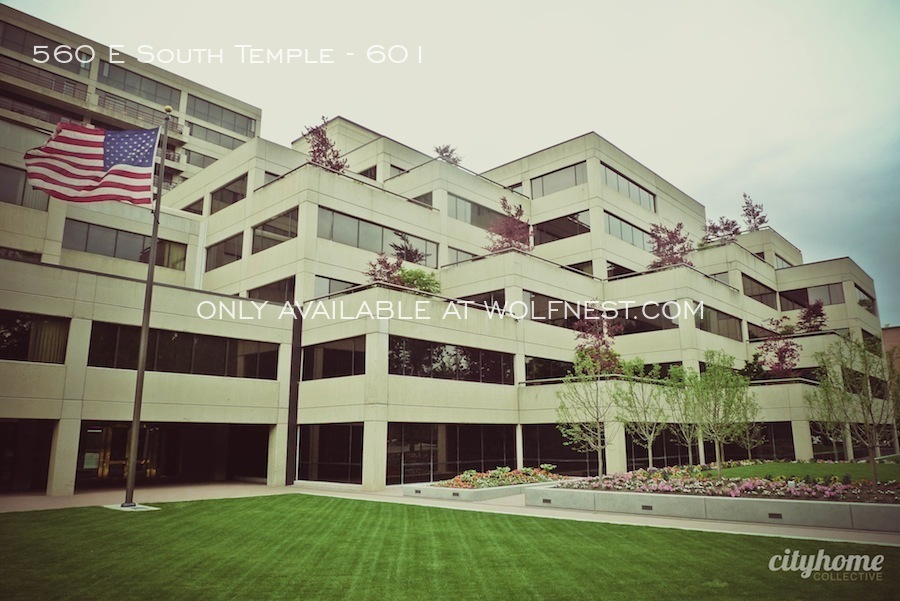 Salt lake city condos lofts governors plaza south temple 5