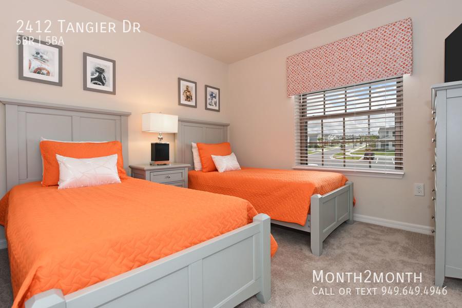 Bedroom 3 2000