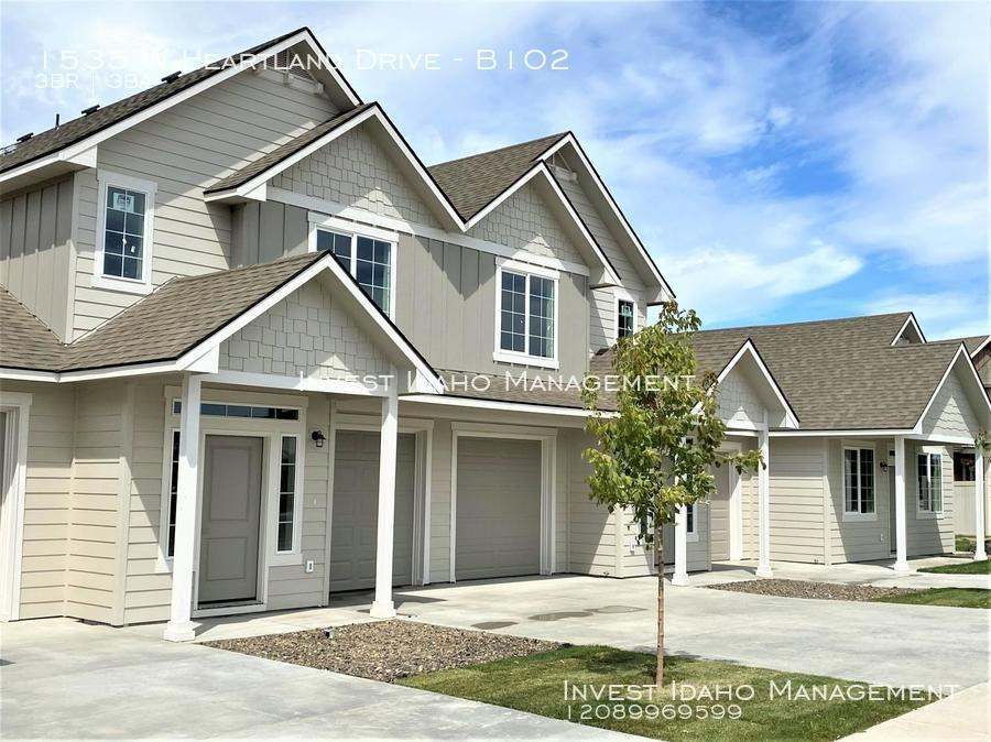 Townhouse for Rent in Kuna
