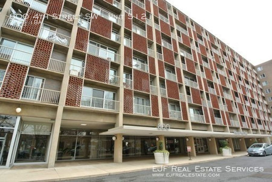 800 4th Street SW, Unit S121 Washington DC 20024