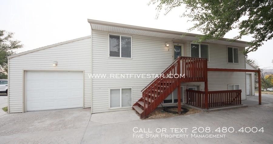 Apartment for Rent in Pocatello