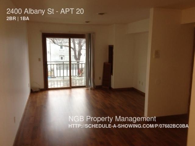 $795 per month  APT 20 2400 Albany St