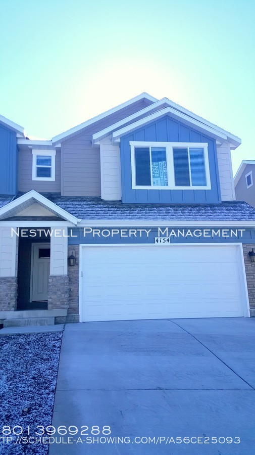 Townhouse for Rent in Lehi