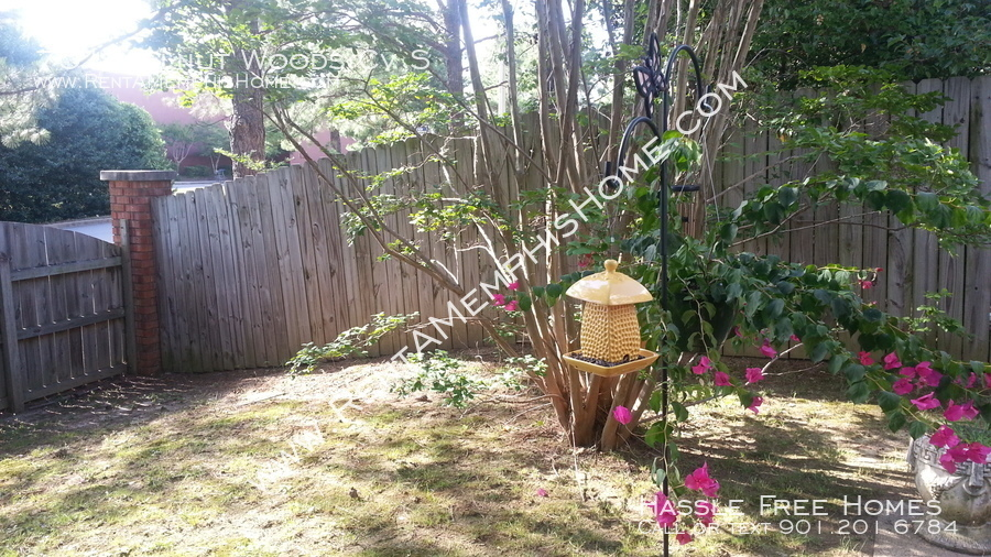701 walnut woods   back yard 2