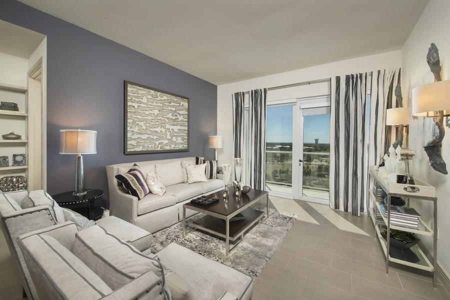 Apartmentriver fiori unit1056 b2g 2017 living room bg
