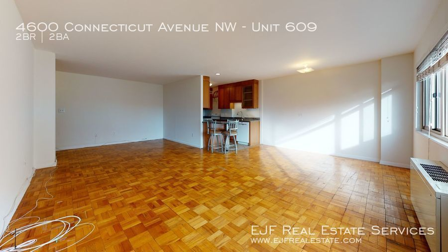 4600 Connecticut Avenue NW, Unit 609 Washington DC 20008