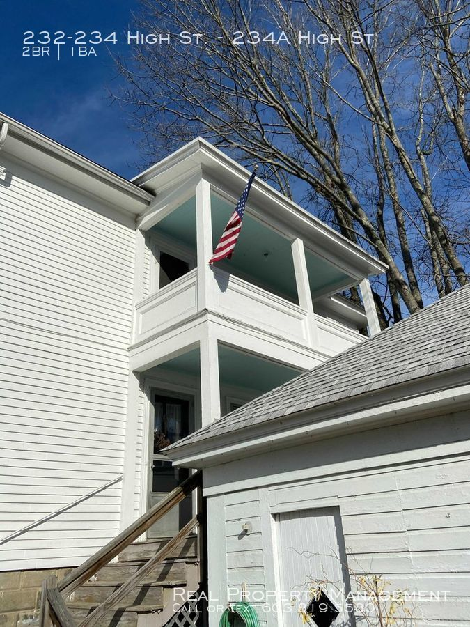 Apartment for Rent in Somersworth