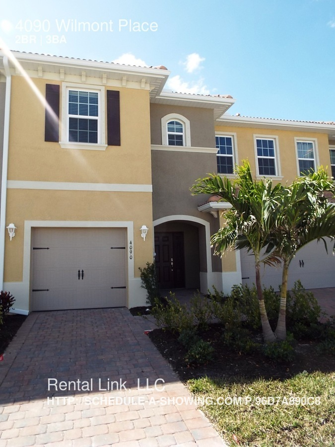 $1595 per month , 4090 Wilmont Place,
