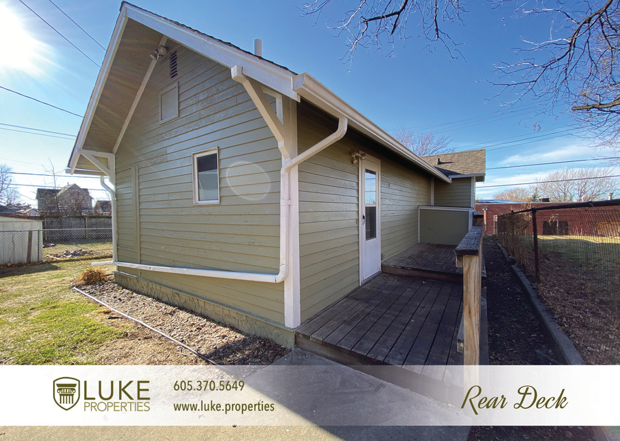 Luke properties 205 1 2 n french ave sioux falls sd 57103 house for rent14