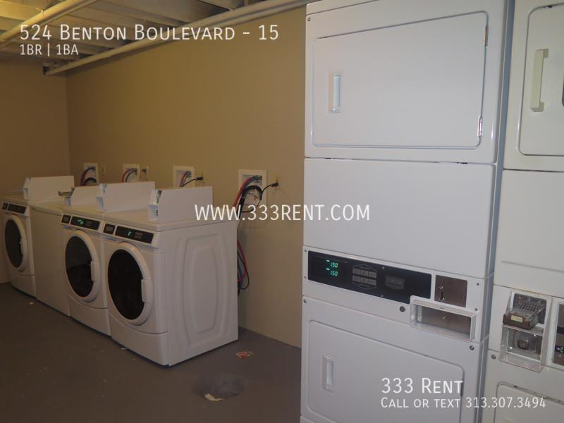 7onsite laundry