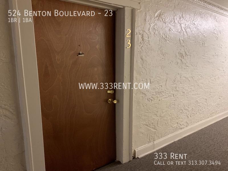 1front door