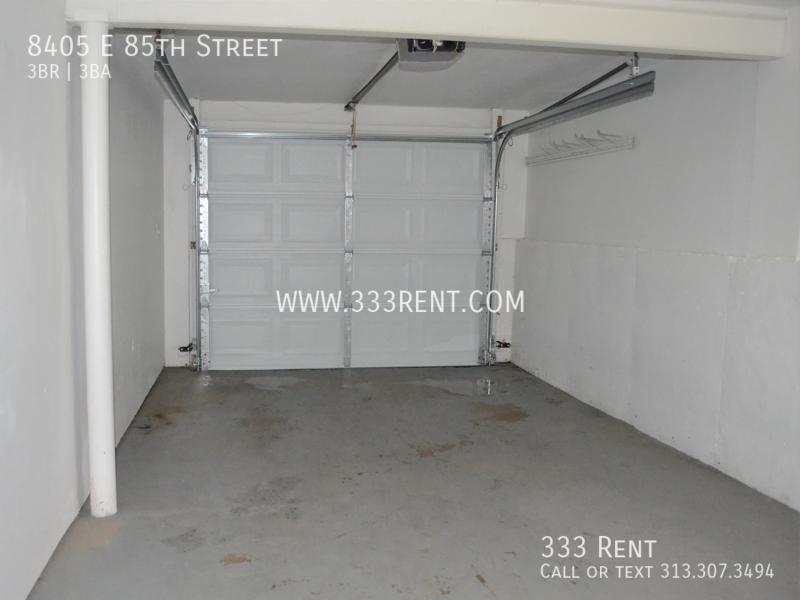 14one car garage