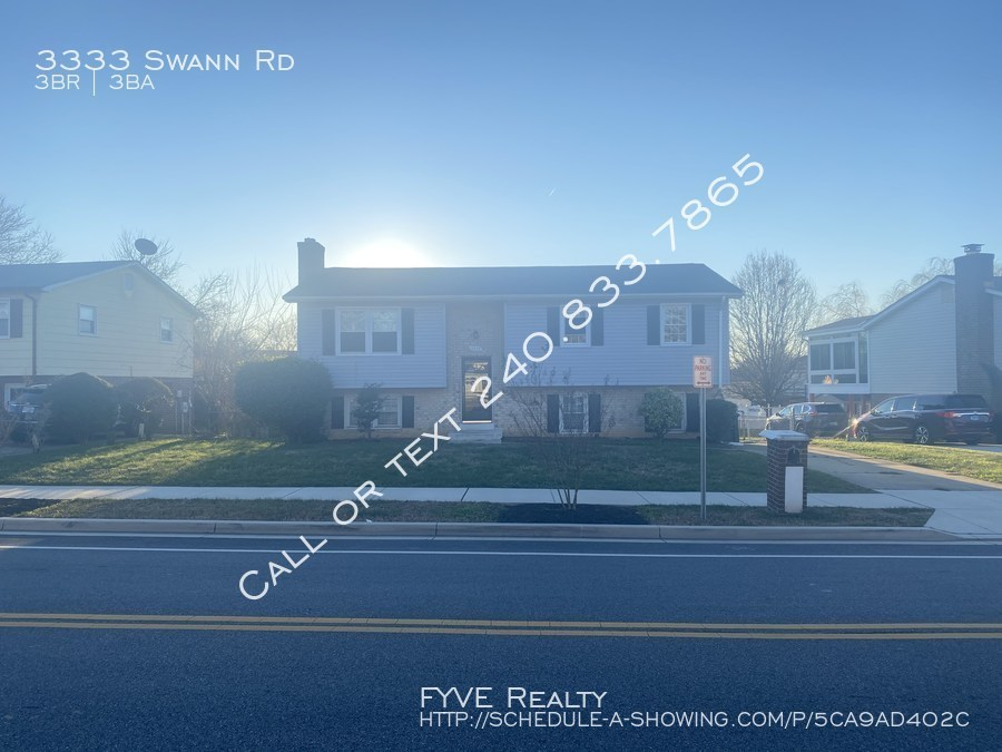 House for Rent in Suitland