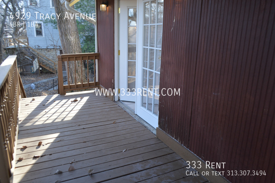 11back deck