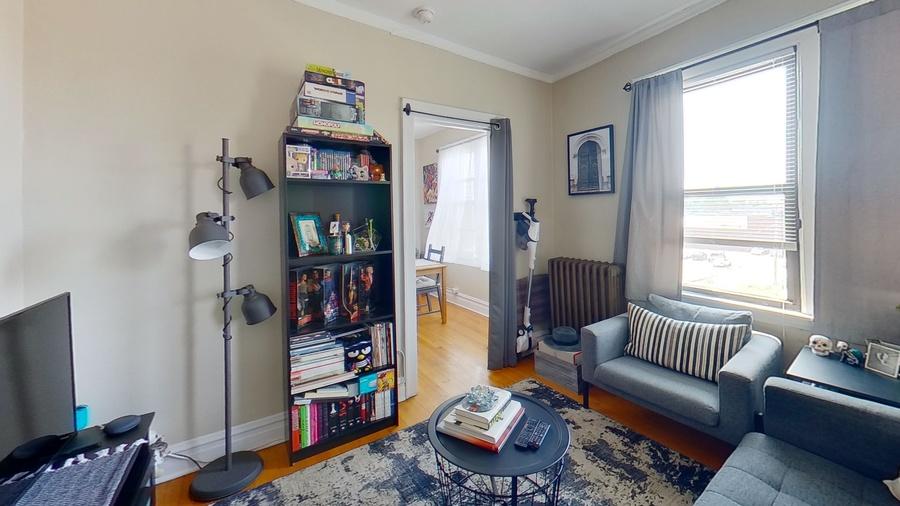 6813 21st st living room